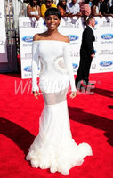 Dawn Richard BET Awards in LA